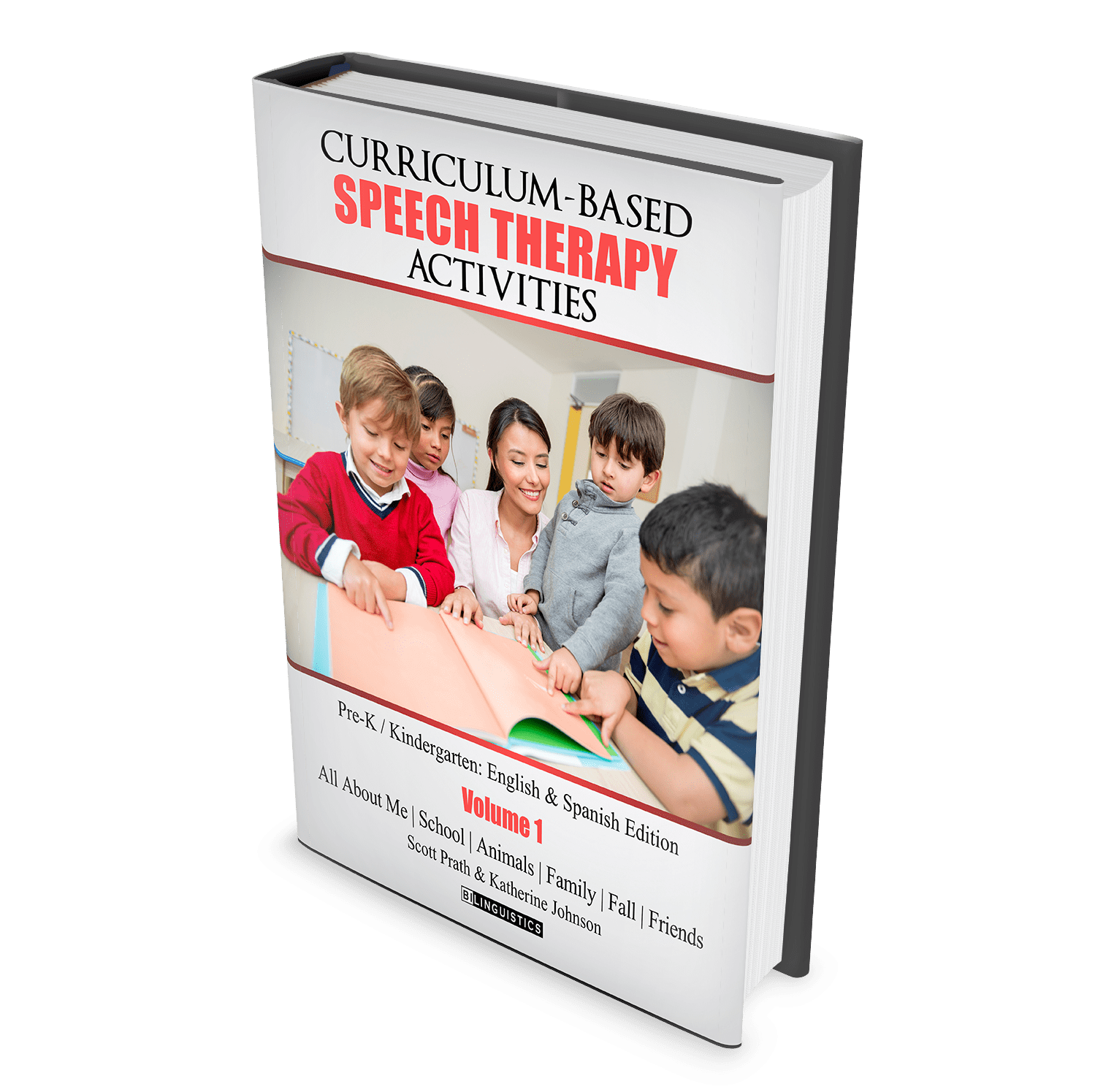 Curriculum-based Speech Therapy Activities
